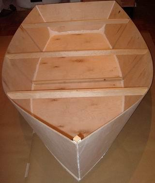 Buy Free plywood dinghy plans | Ken Sea