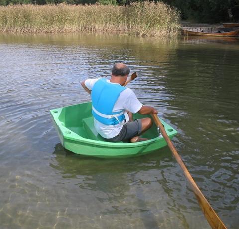 Halfpea | Free Boat Plans