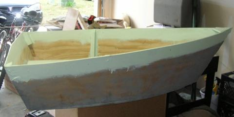Micro Portuguese Style Dinghy | Free Boat Plans
